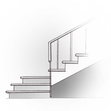 Posa e fornitura di scale interne ed esterne - Disegni di scale interne ...