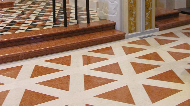 Posa pavimenti interni ed esterni in marmo pietra e granito - Pavimento interno moderno ...