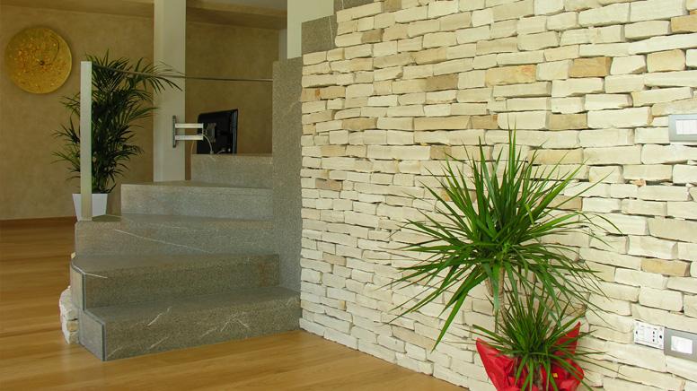 Rivestimenti per pareti a colla e a spacco - Rivestimento decorativo pareti ...