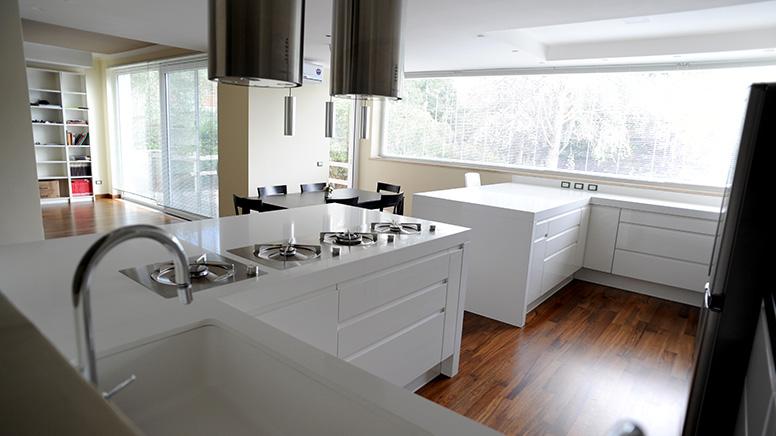 Ripiani per cucina in marmo e altri materiali